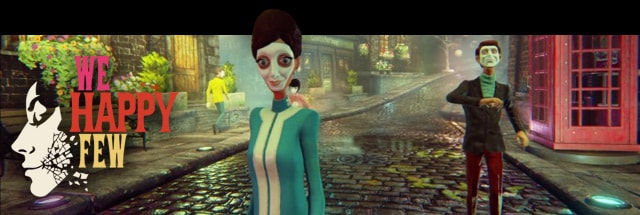 We Happy Few Trainer for PC