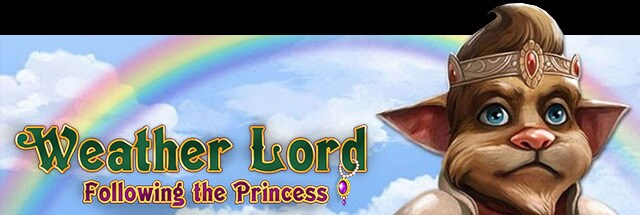 Weather Lord: Following the Princess Trainer for PC