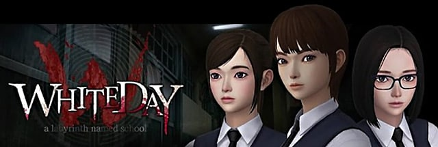 White Day: A Labyrinth Named School Trainer