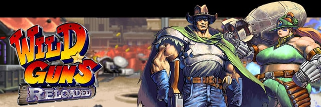 Wild Guns Reloaded Trainer for PC