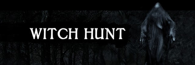 Witch Hunt Message Board for PC