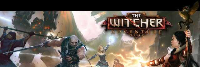 Witcher Adventure Game, The Trainer