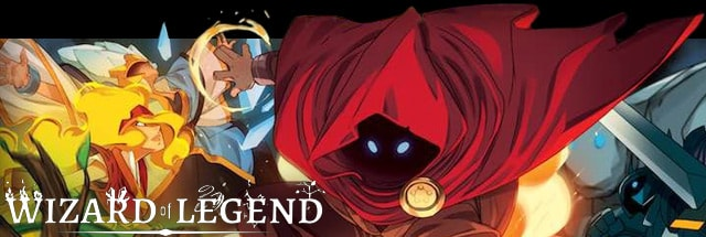 Wizard of Legend Message Board for PC