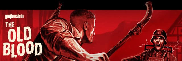 Wolfenstein: The Old Blood Message Board for Playstation 4