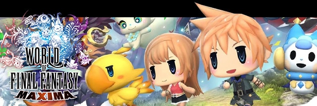 World of Final Fantasy Maxima Trainer for PC