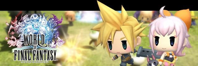 World of Final Fantasy Trainer