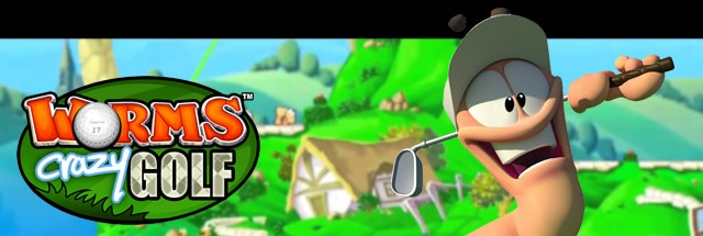 Worms Crazy Golf Trainer for PC
