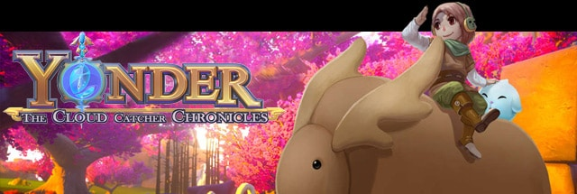 Yonder: The Cloud Catcher Chronicles Trainer for PC
