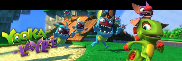 Yooka-Laylee Trainer for PC