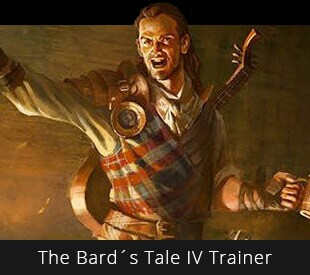 The Bards Tale IV Trainer