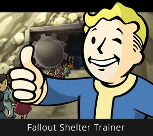 Fallout Shelter PC Trainer