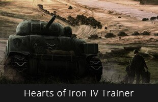 Hearts of Iron IV PC Trainer
