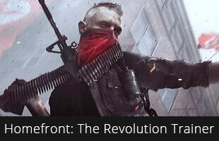 Homefront: The Revolution PC Trainer