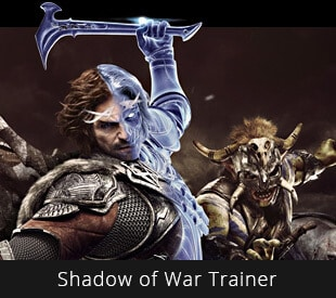 Middle Earth: Shadow of War Trainer