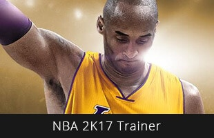 NBA 2K17 PC Trainer