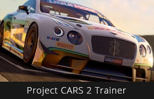 Project CARS 2 Trainer