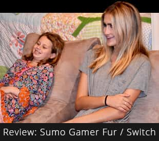 REVIEW: Sumo Gamer Fur / Sumo Switch
