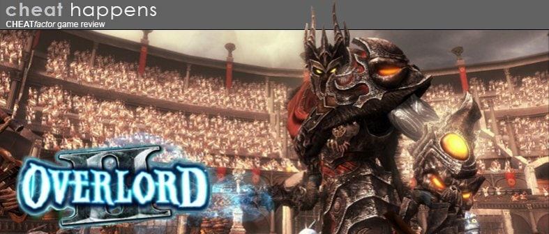 скачать читы на Overlord 2 - фото 3