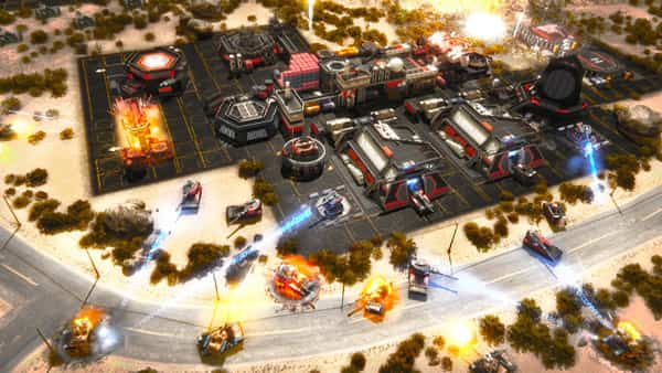 <em>Act of Aggression</em> Review Screenshot