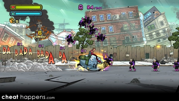 Tembo the Badass Elephant Review Screenshot