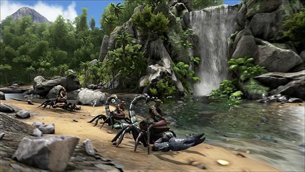 ARK: Survival Evolved Review Screenshot