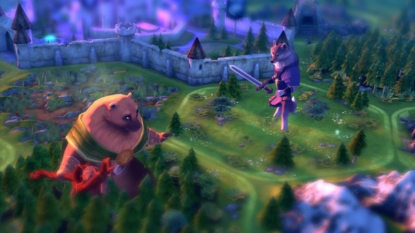 Armello Review Screenshot