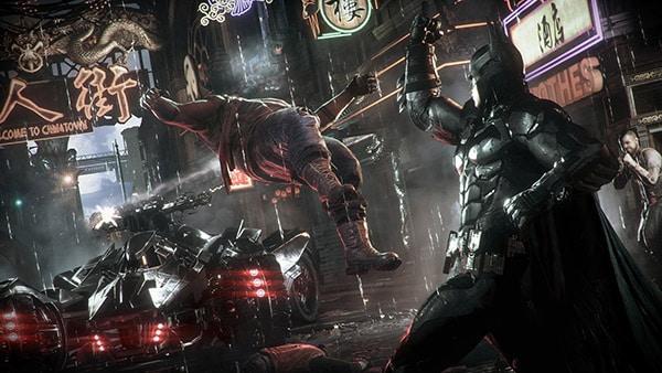 Batman: Arkham Knight Review Screenshot