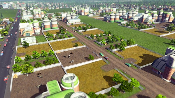 Cities Skylines Review Screenshot