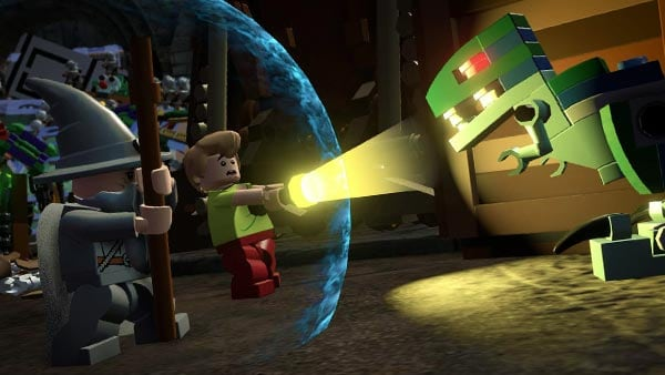 LEGO Dimensions Review Screenshot