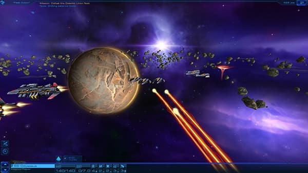 Sid Meier's Starships Review Screenshot