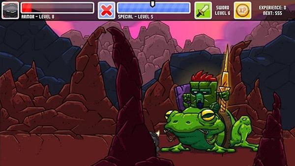 Super Chibi Knight Review Screenshot