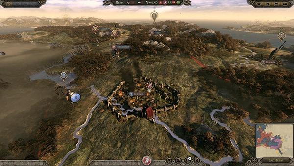 Total War: ATTILA Review Screenshot