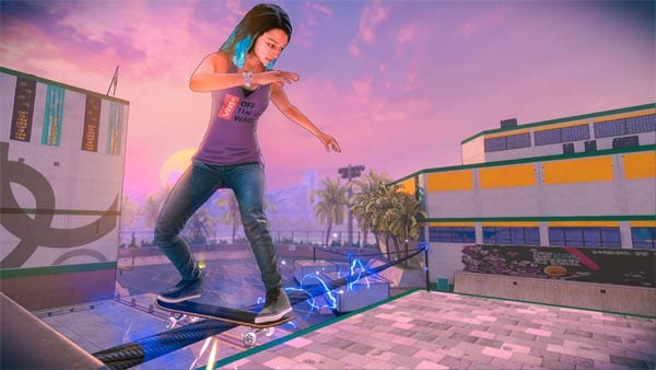 Tony Hawk's Pro Skater 5 Review Screenshot