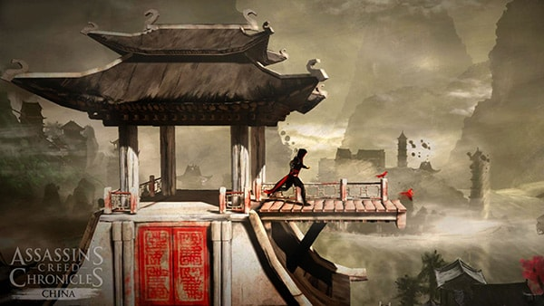 Assassin's Creed Chronicles: China Review Screenshot