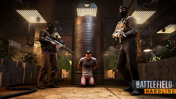 Battlefield Hardline Review Screenshot