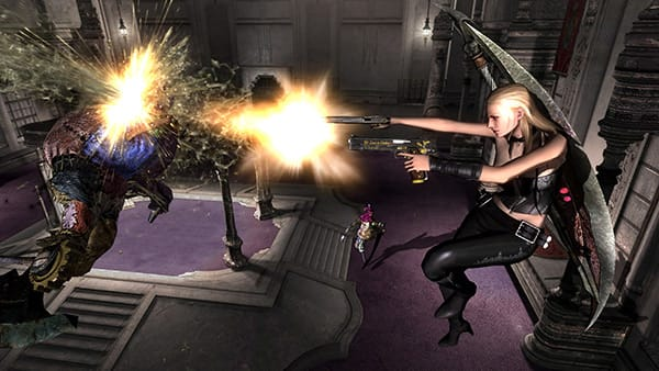 Devil May Cry 4: Special Edition Review Screenshot