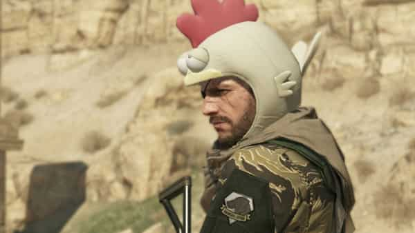 Metal Gear Solid V: The Phantom Pain Review Screenshot