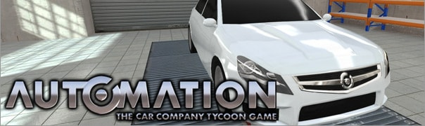 Automation - The Car Company Tycoon Game Message Board for PC