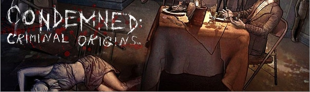 Condemned: Criminal Origins Trainer