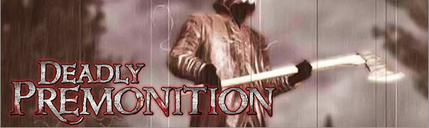 Deadly Premonition Cheats for XBox 360