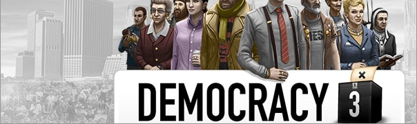 Democracy 3 Trainer