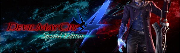 Devil May Cry 4 Special Edition Message Board for PC