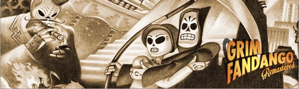 Grim Fandango Remastered Trainer for PC