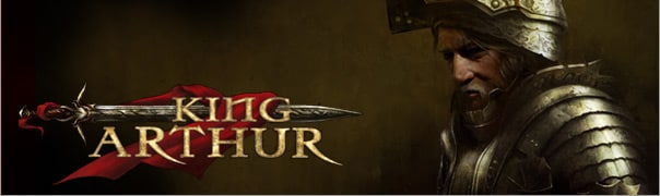 King Arthur Cheats for DVD Video