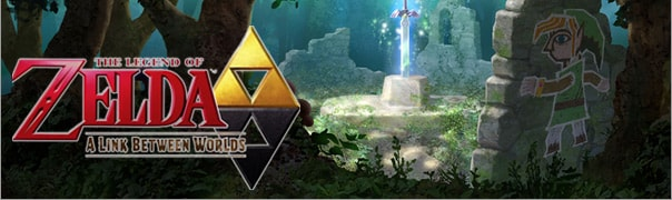 Legend of Zelda: A Link Between Worlds, The Message Board for Nintendo 3DS