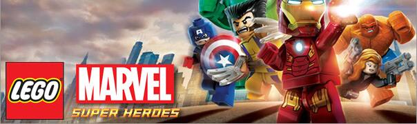LEGO Marvel Super Heroes Cheats for XBox 360