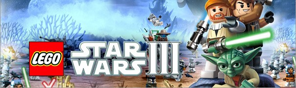 LEGO Star Wars 3: The Clone Wars Cheats for Playstation 3