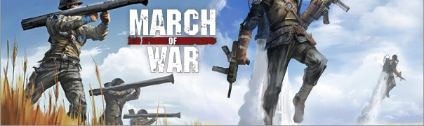 March of War Message Board for PC