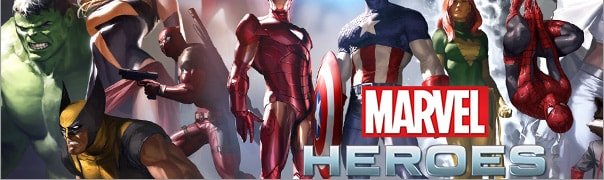 Marvel Heroes Trainer