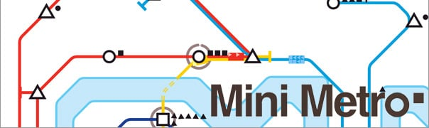 Mini Metro Message Board for Android